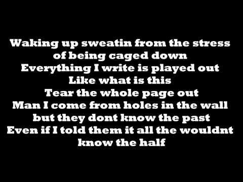 Mgk Ft Ester Dean - Invincible Lyrics video