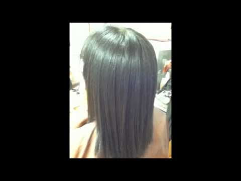 Brazilian Blowout on