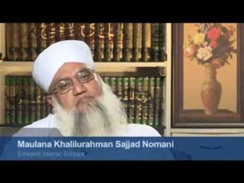 Eastern Crescent, Comments By Maulana Sajjad Nomani video