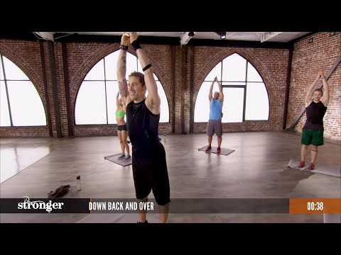 STRONGER Month 1 Plyometric Workout: IGNITION