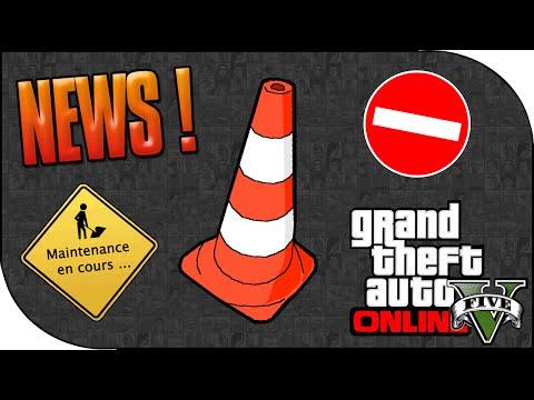 Maintenance Des Serveurs Rockstar ! 29 10 2014 - Gta5 Online Info 1.17 video