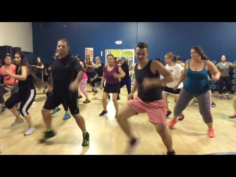 El Amor, El Amor: Dance Fitness with Andrew