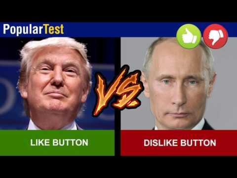 Donald Trump v Vladimir Putin - Which President is the Best?