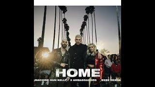 Download Lagu Machine Gun Kelly, X Ambassadors & Bebe Rexha - Home (from Bright: The Album) [Acoustic Cover] Gratis STAFABAND
