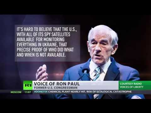 Ron Paul: US knows 'more than it's telling' over MH17 crash