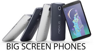 Top 5 Big Screen Phones Late 2014.
