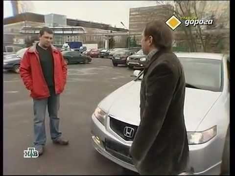 Тест драйв Honda Accord 2011