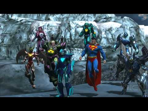 DC Universe Online: The Fortress of Solitude Trailer