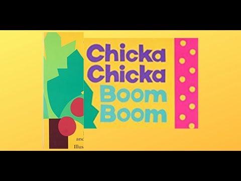 Chicka Chicka Boom Boom! By:  Bill Martin Jr. And John Archambault video