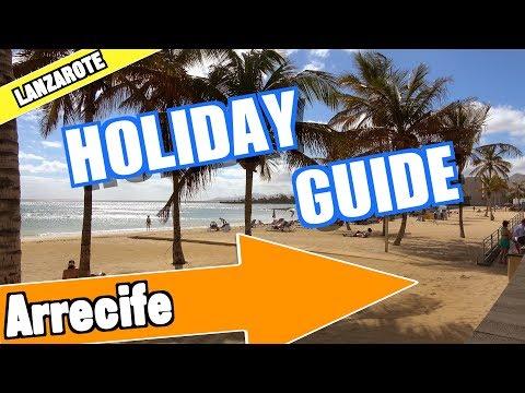 Arrecife Lanzarote holiday guide and tips