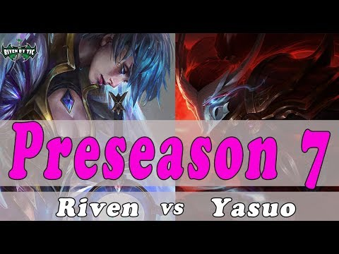 [ BoxBox ] Riven vs Yasuo [ holy krp ] Top -  Best Riven Plays  -  S7 Ranked Gameplays