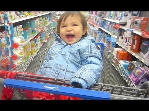 Julianna goes CHRISTMAS SHOPPING!!! - Dancember 03, 2013 - itsJudysLife Vlog