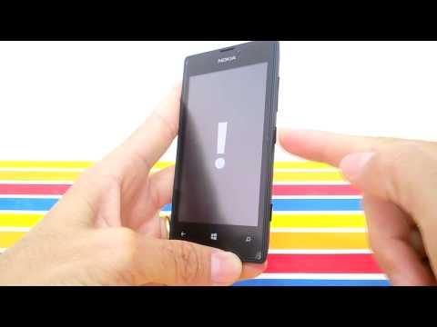Nokia lumia 520 как сделать reset на