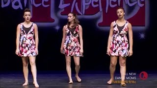 Dance Moms Group Dance Pretty Reckless