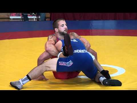 Freestyle Wrestling 74kg - Paulson (USA) vs Demirtas (TURKEY)
