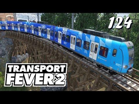 Transport Fever 2 S6/#124: Unterwegs in der BR 423 der Bahnland Bayern [Lets Play][Deutsch]