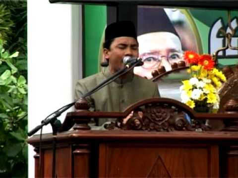 Ustadz Rokhani Juara Terbaik Qori' International 2007 video