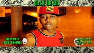 Gillie Da Kid Shows One Thing That Soulja Boy Is Scared To Death Of! #DTC Challenge