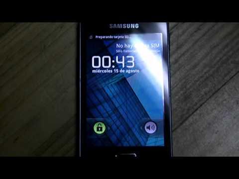 Instalar CyanogenMod 7.2 en Galaxy ACE