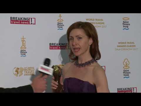 Anna Kagan, marketing director, Corinthia Hotel St. Petersburg