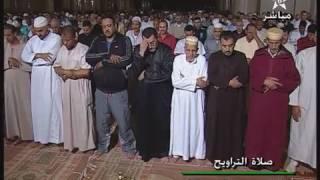 تراويح 2016 الليلة 2 من مسجد الحسن الثاني بالدار البيضاء مع الشيخ عمر القزبري
