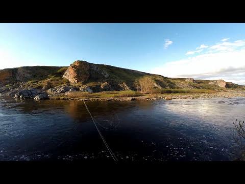 рыбалка в воркутинском районе видео