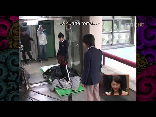 EDUCANDO A LA PRINCESA capitulo especial 25 01 05 (sub al español) - YouTube.flv