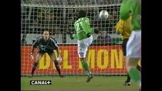 ASSE 5-1 Marseille - 19e journée de D1 1999-2000