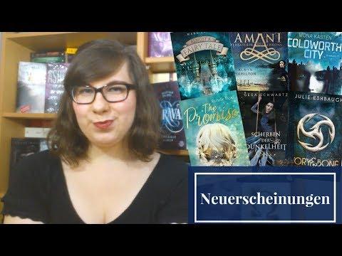 Zu viele interessante Bücher! - Neuerscheinungen: Mögliche Neuzugänge im September 2017 | schokigirl