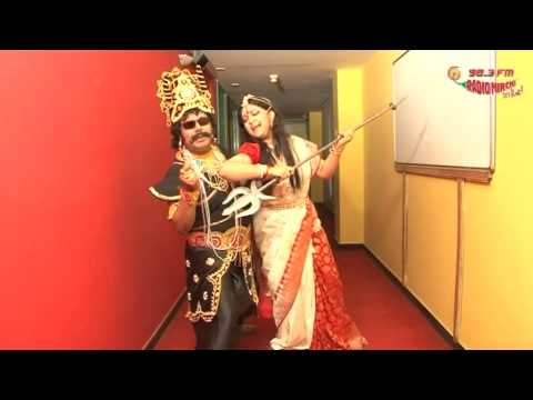 Mahishasura & The Durga Rap video
