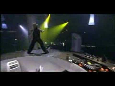 Yoji Biomehanika clip @ Sensation Black 2004 Music Videos