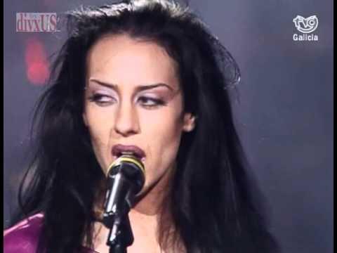 Monica Naranjo - Sobrevivire Tpowis Spandex Catsuit