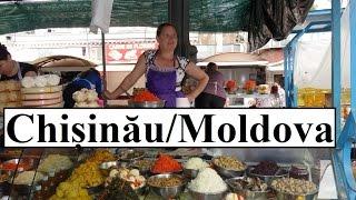 Moldova/Chișinău (Walking tour3) Part 5