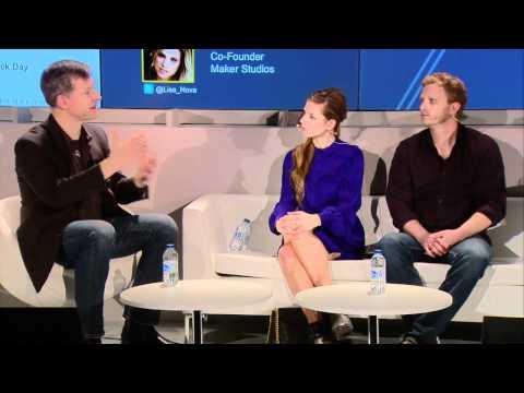 Keynote: Danny Zappin & Lisa Donovan, Maker Studios - MIPCube 2012