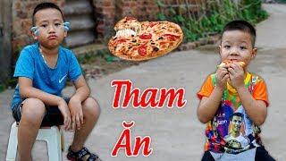 Trò Chơi Em Út Ăn Tham Và Lười Biếng - Bé NHím TV - Đồ Chơi Trẻ Em Thiếu Nhi