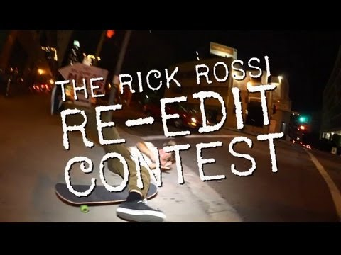 RICK ROSSI RE-EDIT CONTEST - 1031/LANDSHARK