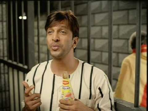 Maggi Tomato Ketchup Tv Advertisement - pudin...