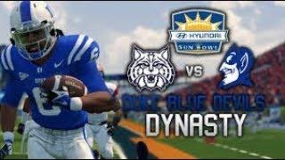 Duck Dynasty v s Arizona Sun Bowl,Football 14-HD