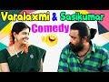 Tharai Thappattai Tamil Movie comedy scenes | Tharai Thappattai Scenes |Varalaxmi Sarathkumar Comedy Mp3