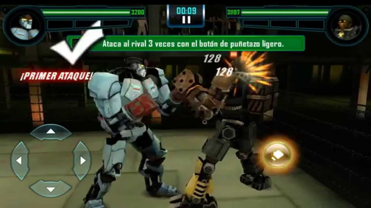 real steel game online youtube