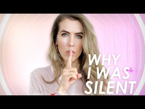 WHY I WAS SILENT