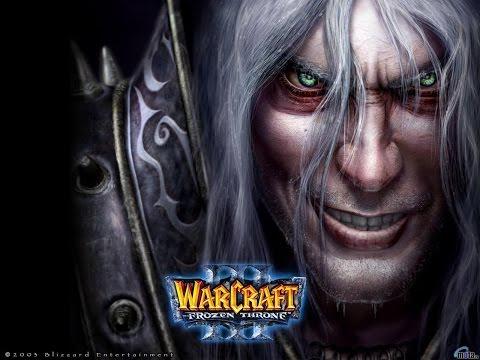 WarCraft 3 #21 Петры Баланс Играем против 5 петров