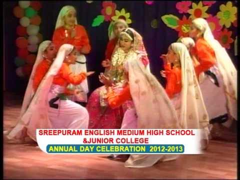 Oppana @ Sreepuram School