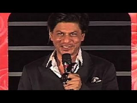 Shahrukh Khan talks about son Abram Khan