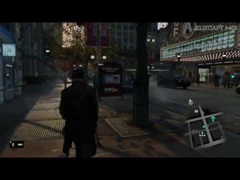 image Preview vid�o - Watch Dogs (PlayStation 4)