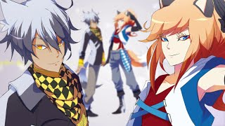 June 19, 2015 - [VOCALOID Premiere] Sorry to Keep You Waiting! [Dex and Daina]