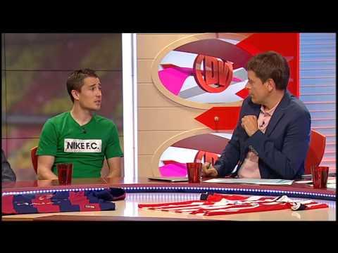 TV3 - Divendres - Tertúlia esportiva amb Bojan Krkic i Joaquim Hernández