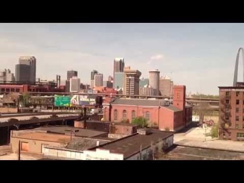 Amtrak 304 Lincoln Service Leavin St Louis, MO