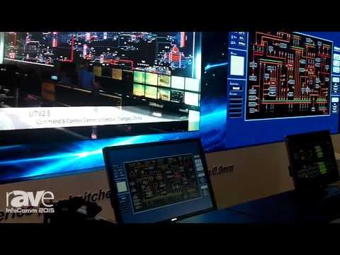 InfoComm 2015: Unilumin Features Upanel 1.5 LED Display