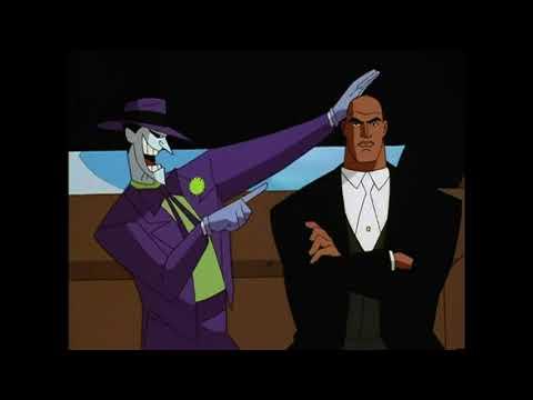 Джокер и Харли Квинн похищают Лекса Лютора